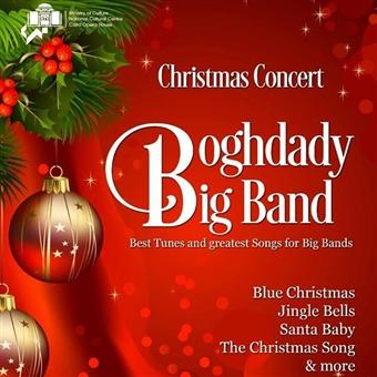 Boghdady Big Band Xmas Concert @ Cairo Opera