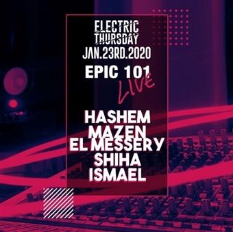 Hashem / Mazen / Shiha / Ismael @ CJC 610