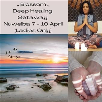 Blossom Deep Healing Getaway
