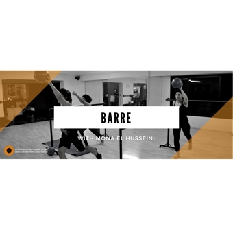 Barre Course with Mona El Husseini