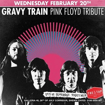 PINK FLOYD TRIBUTE NIGHT @ THE TAP WEST
