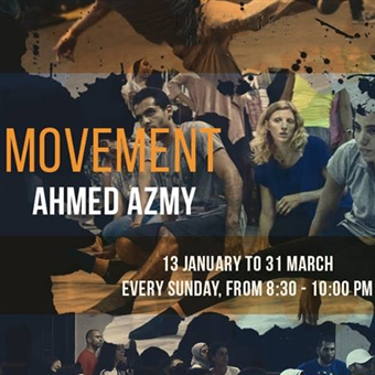 Movement Course w/ Ahmed Azmy @ CCDC