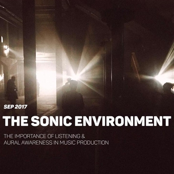 The Sonic Environment @ Bardo Club House