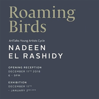 'Roaming Birds' @ Art Talks