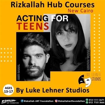 Rizkallah Acting Courses @ Luke Lehner Studios