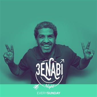 3enabi Night ft. Basheer @ Underground Cairo