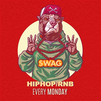RnB/ Hip Hop Monday @      Underground