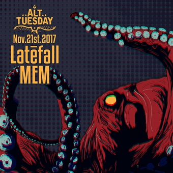 Latefall / MEM @ Cairo Jazz Club