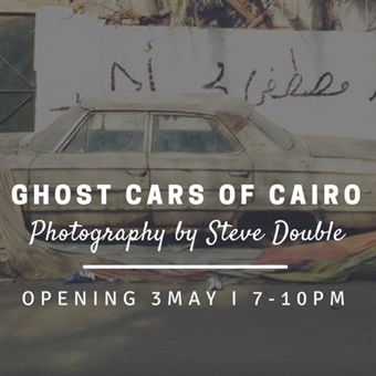Ghost Cars Of Cairo @ Arcade