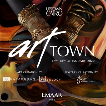 ART TOWN AT UPTOWN CAIRO @ EMAAR MISR