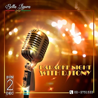Karaoke Night @ Bella Figura