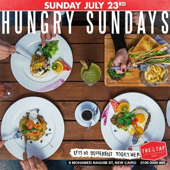 Hungry Sundays @ The Tap East