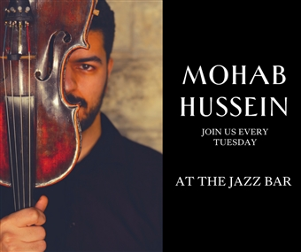 Mohab Hussien @ The Jazz Bar