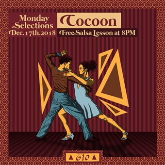 Monday Selections Ft. Cocoon @ CJC 610