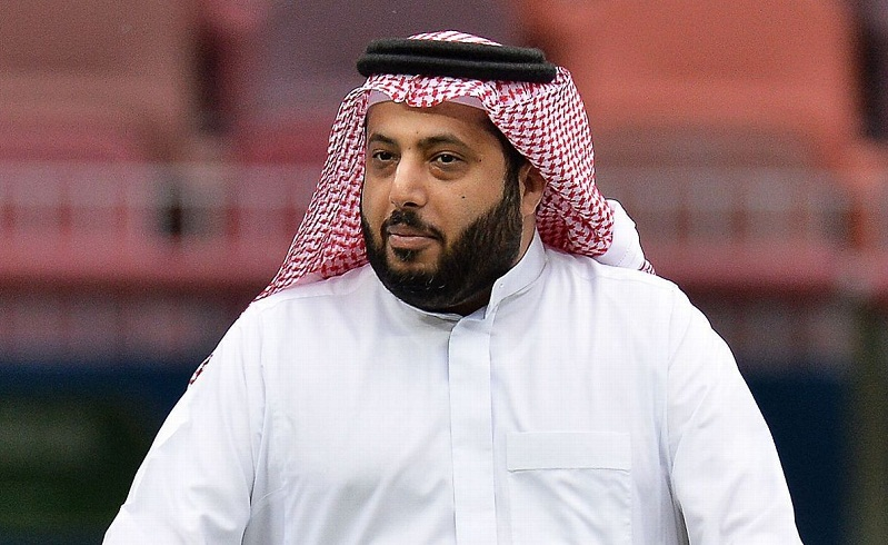turki al sheikh pyramids FC