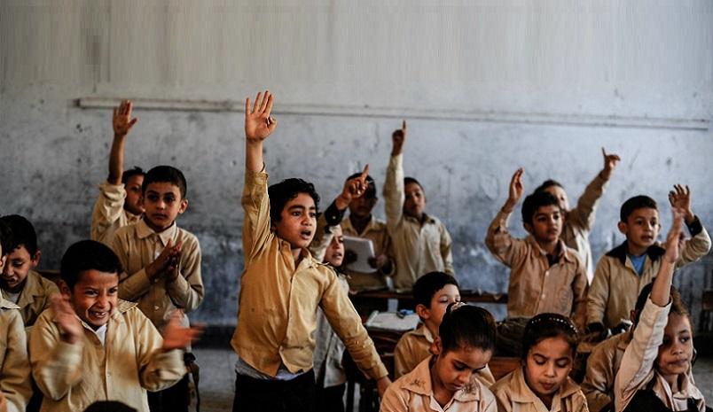 egyptian schools students