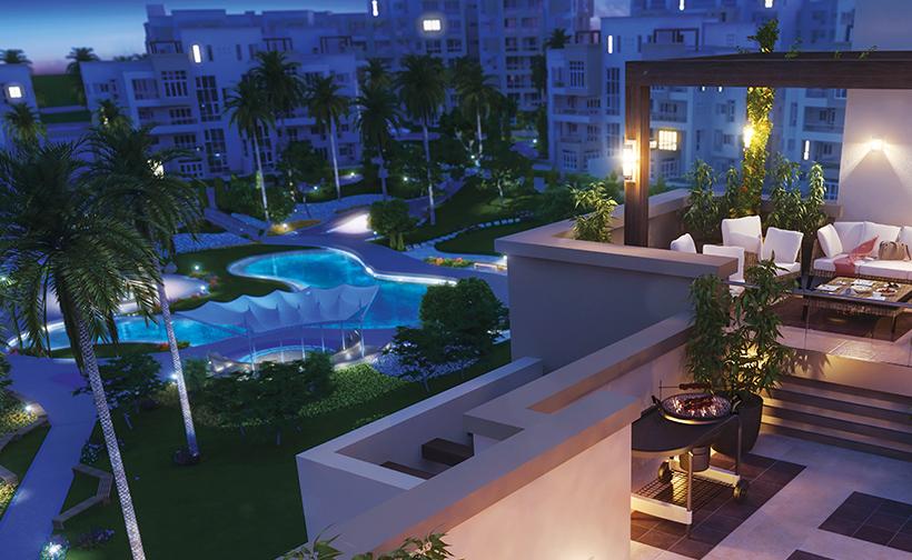 cairo festival city apartments