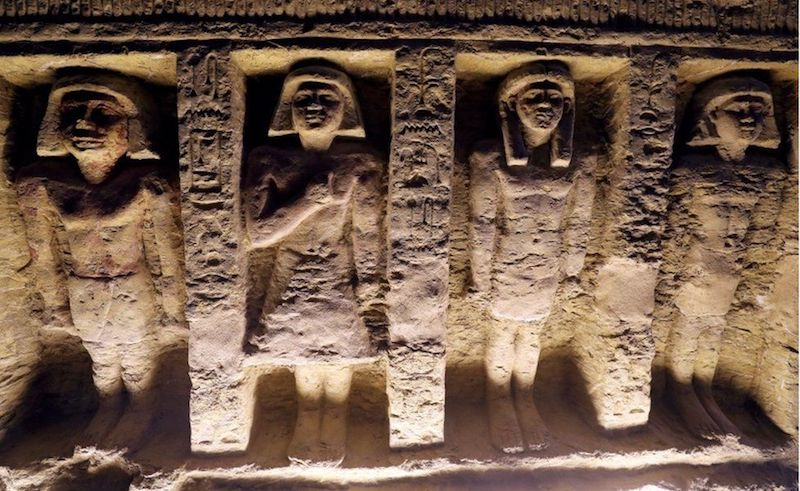 Saqqara Tomb