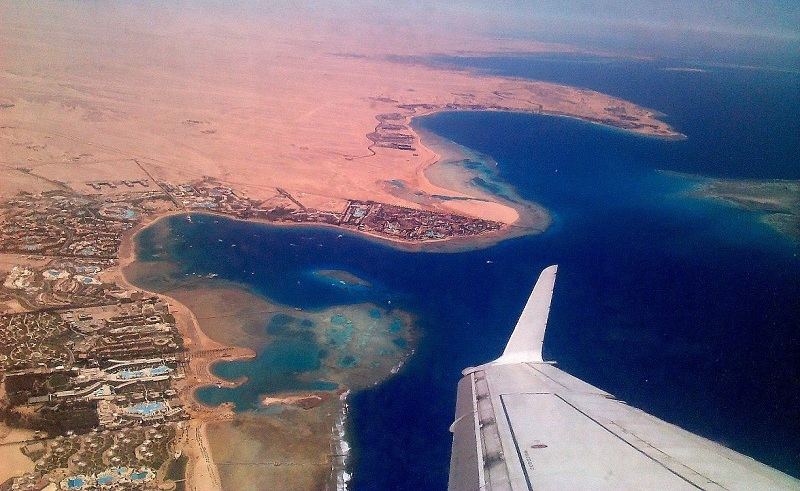 Russian Flights to Red Sea