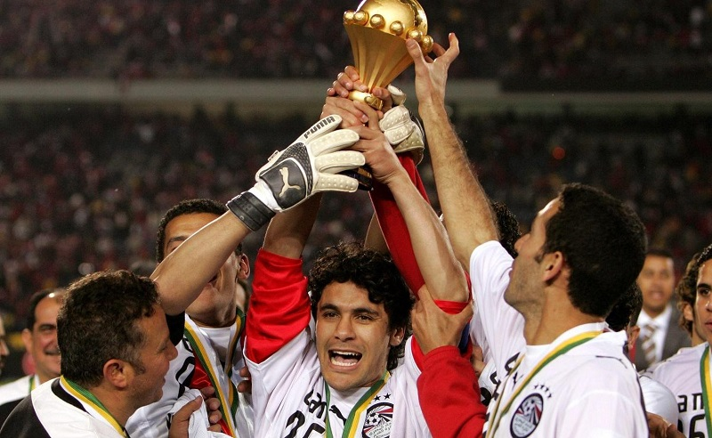African Natons Cup Egypt