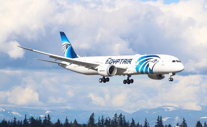 EgyptAir Receives First State-of-the-Art Dreamliner Aircrafts as Part of Aviation 'Deal of the Century'