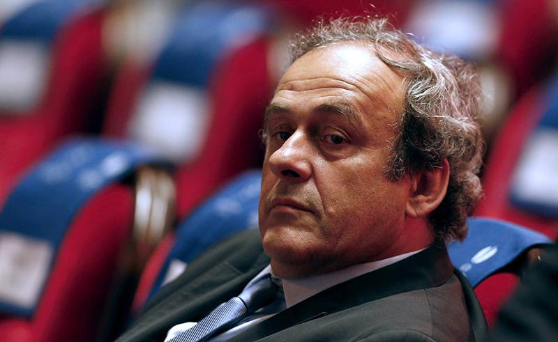 Former UEFA President Michel Platini Arrested Over Qatar World Cup Corruption Investigation