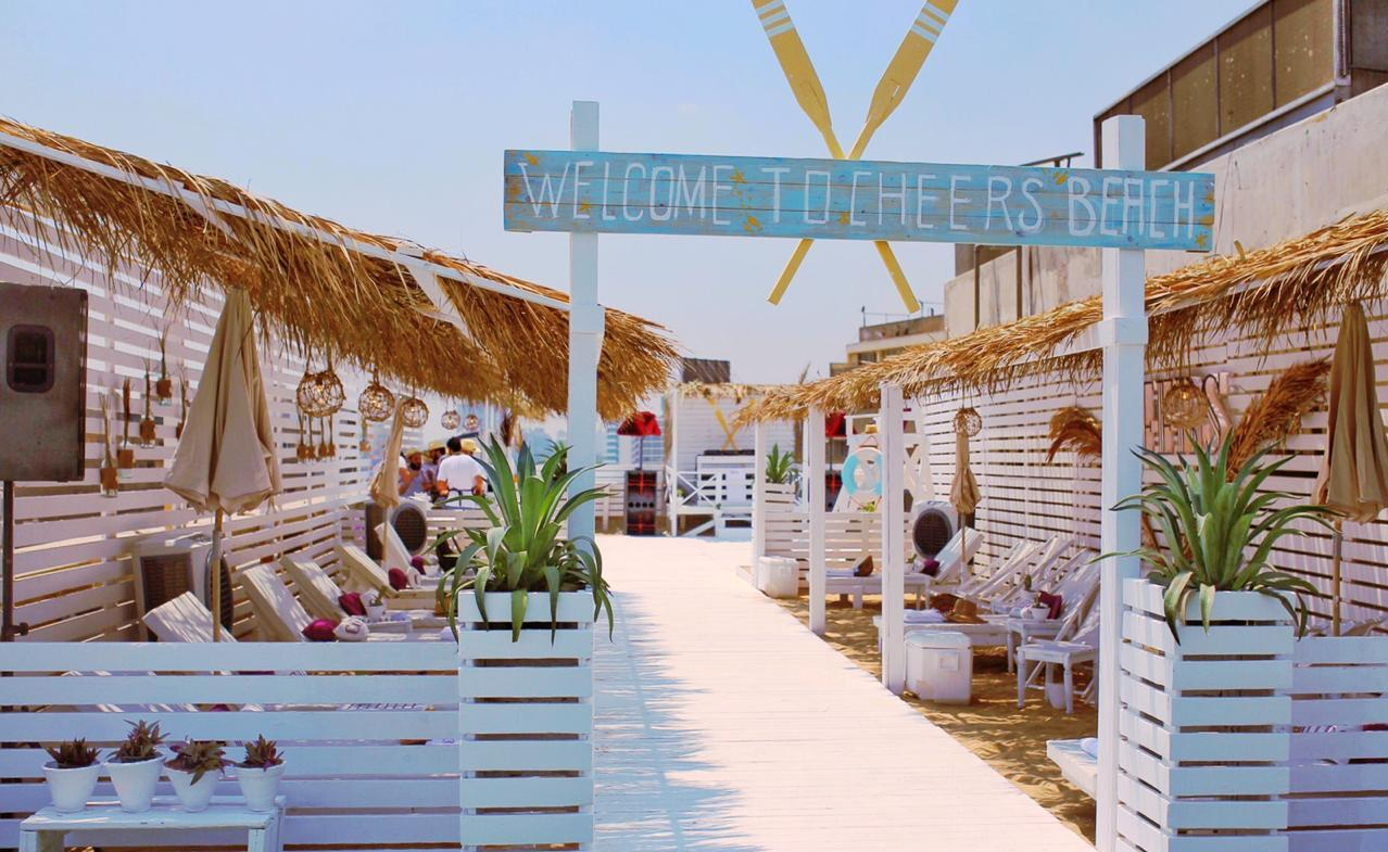 The Cheers Summer Experience Kicks-Off with Spectacular Beach Party in Downtown Cairo