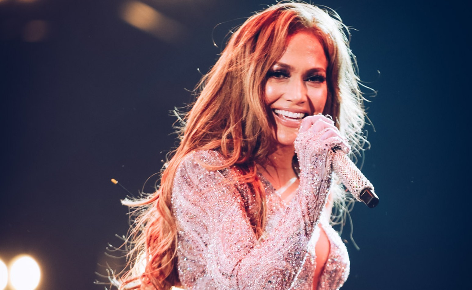 Watch: J-Lo Shares Excitement About Performing in Egypt