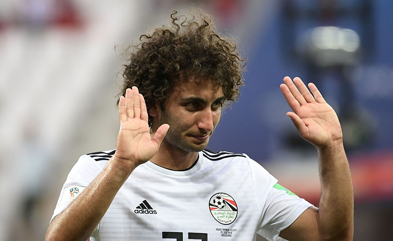 Amr Warda Removed from Orange Egypt's AFCON 19 Campaign Amidst Sexual Harassment Scandal