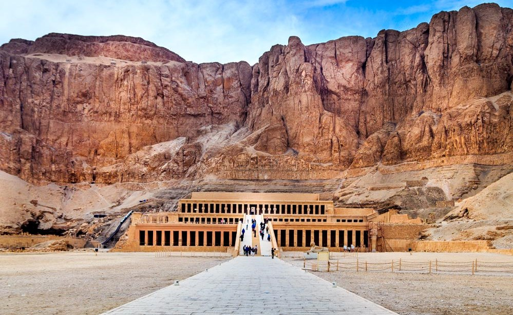 Opera 'Aida' to Be Performed at the Stunning Temple of Hatshepsut in Luxor This October