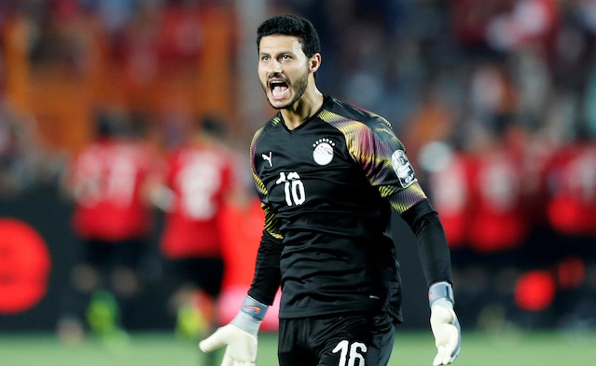 Egyptian Goalkeeper Mohamed El Shenawy is on Real Madrid's 'Wanted List'