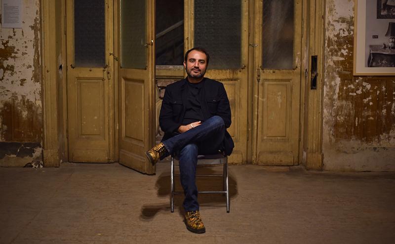 Award-Winning Egyptian-Lebanese Photographer Toufic Araman's Film to Be Screened at London Fashion Film Festival