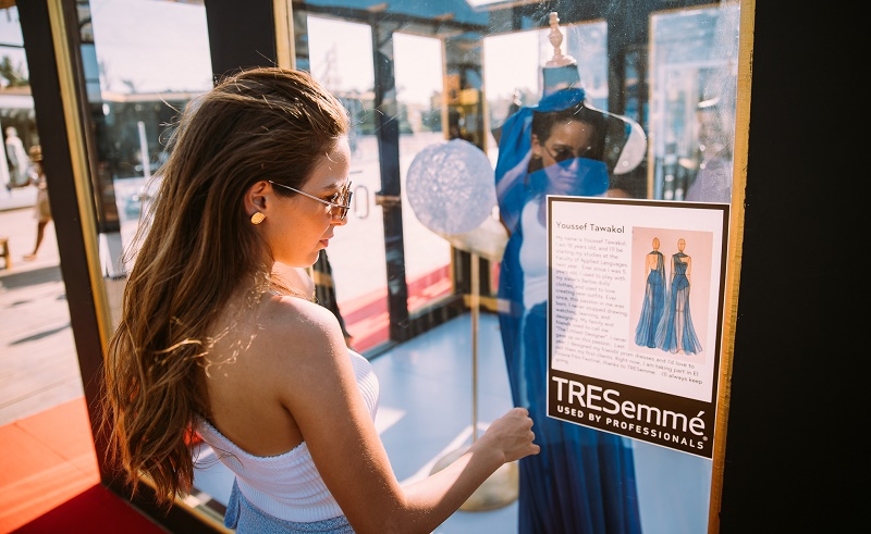 TRESemmé's 'Bring Your Design to Life' Competition at GFF19 is About to Change Five Designers' Lives