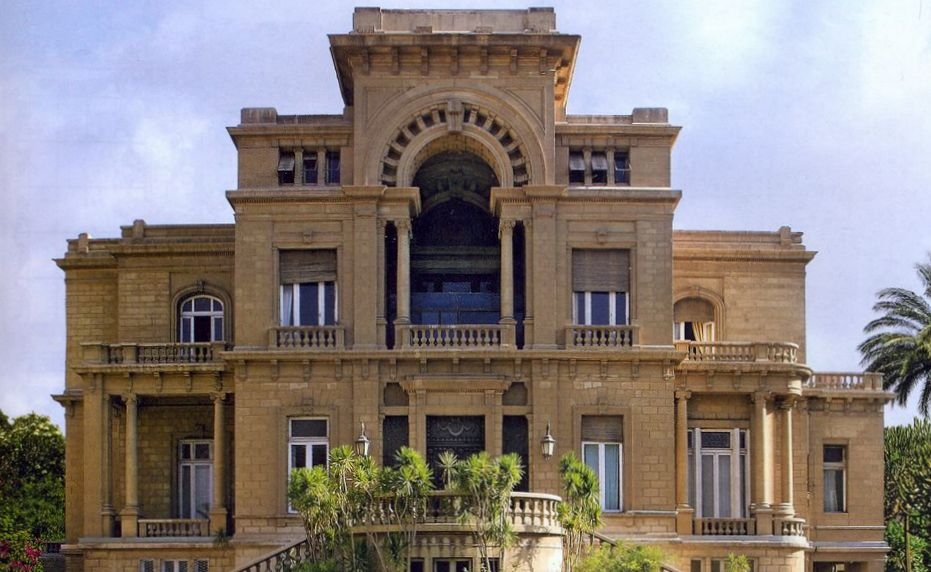 Stunning Youssef Kamal Palace in Qena to Be Reopened After Restoration Work