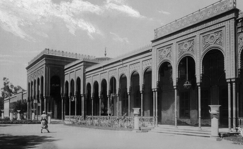 Gezirah Palace Marriott Zamalek