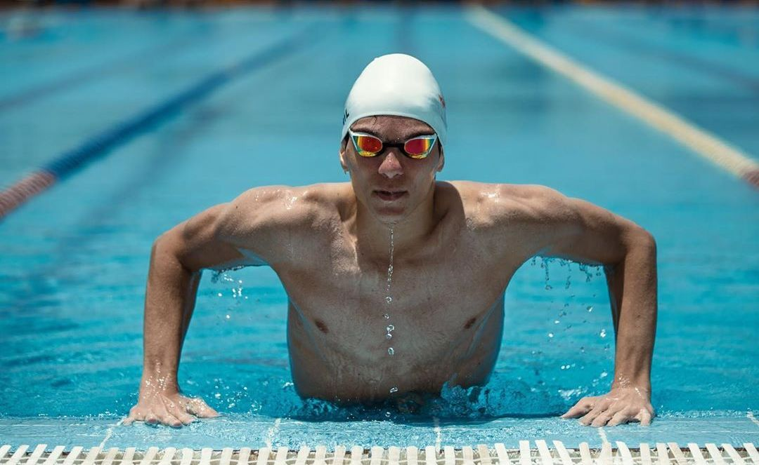 GAMECHANGER-Z ft Zeiad Kahil, Egypt's 19 Year-Old Paralympic Swimming Champion