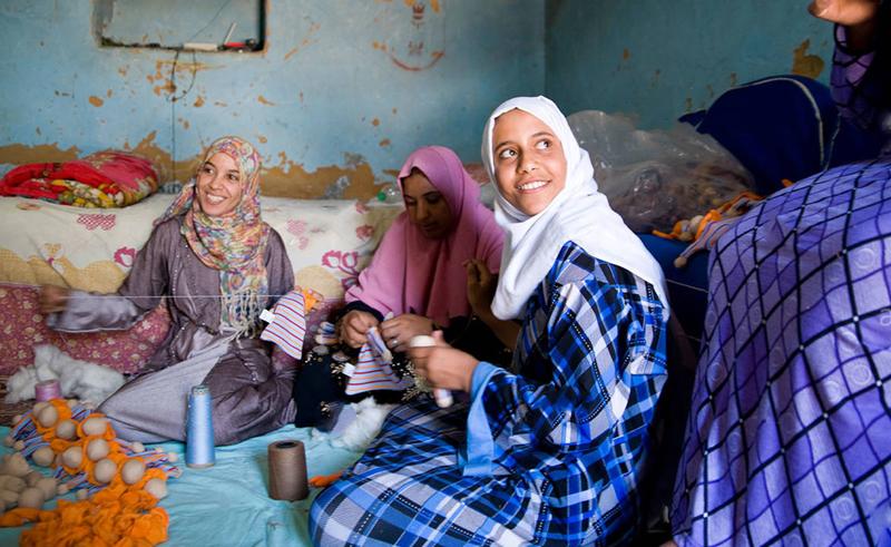 women of egypt