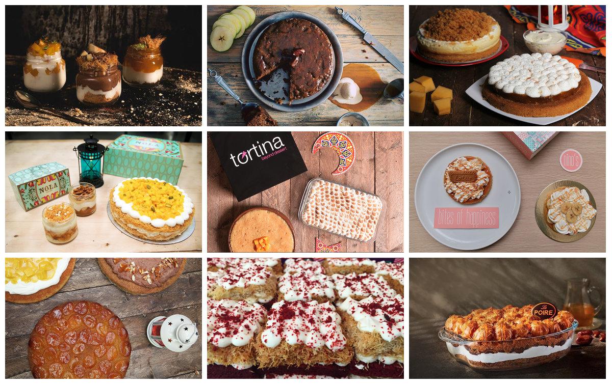 Ramadan Desserts of 2016
