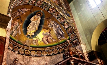 Saint Catherine Monastery's 14-Century-Old Library Reopens