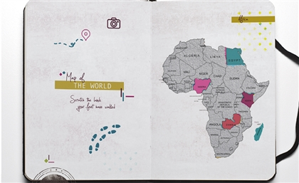 How 2 Egyptian Entrepreneurs Are Changing The Way We Travel With Their New Scratch-Map Journal