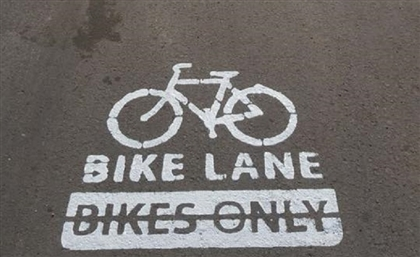 The Longest Bike Lane in The Middle East is Now Open Along Cairo-Sokhna Highway