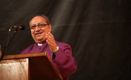 Bishop of Egypt Receives Award in the UK