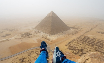 Egyptian Man Attempts Pyramid-Top Suicide, Gets Arrested