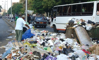 Minister of Environment: Egypt Produces 80 Million Tonnes of Waste Annually