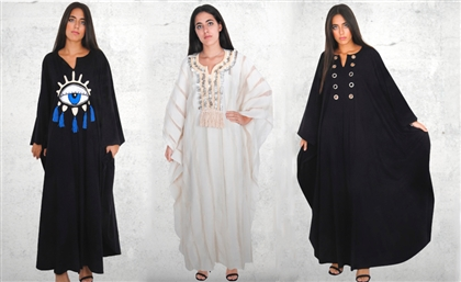 This Egyptian Brand is Paying Homage to the Orient with Kaftans