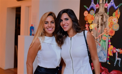 Meet the Best Egyptian Artists From the First Ever Absolut Art in Egypt