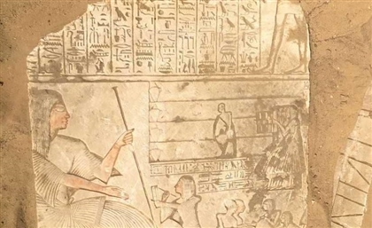 19th Dynasty Tomb of Ramses II's 'Great Army Leader' Unearthed in Saqqara