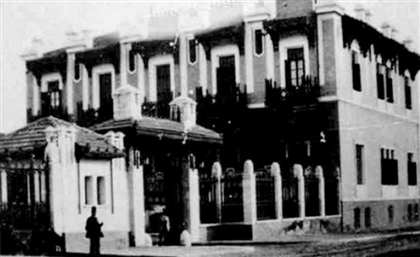 Historical Palace in Helwan to be Transformed Into a Cultural Centre