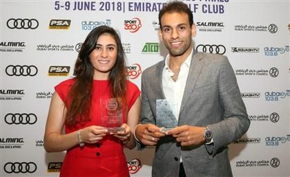 Egyptian Squash Stars Dominate at the 2018 PSA Awards