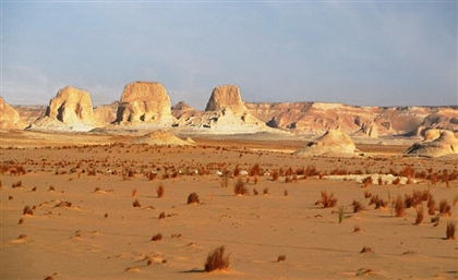 Egypt Strikes $9 Billion Deal with American Oil and Gas Company for Western Desert Exploration
